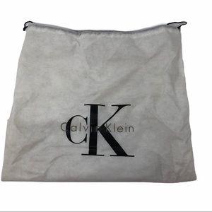 Calvin Klein Beige Dust Bag